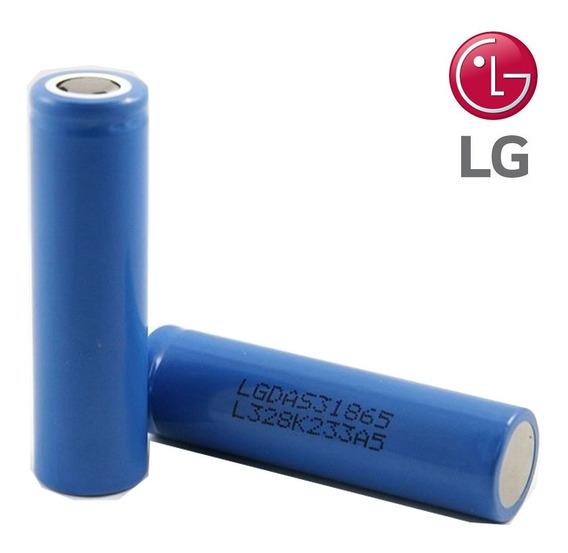 Célula 18650 Li-ion Original LG 2200 Mah - Lgdas31865