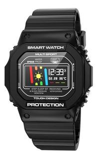 Smartwatch Reloj Inteligente Hipmil X12 Bluetooth Vintage