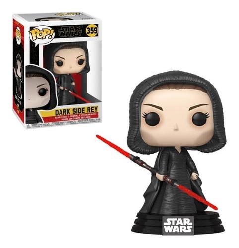 Funko Pop Dark Side Rey Numero 359 Original - Star Wars