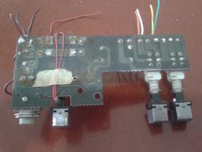 Placa Power + Speakers Amplificador Gradiente Model 166