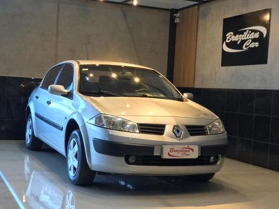 Renault Mégane Sedan Expression 1.6 16v
