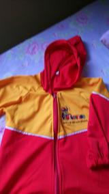 Uniforme Suzaninho -blusa De Frio Em Elanca