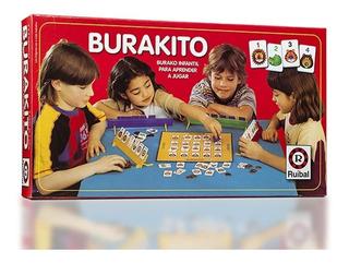 Juego De Mesa Burakito Burako Infantil Ruibal Yo Yo