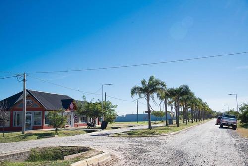 Terreno En Barrio Abierto Funes City - Entrega Inmediata