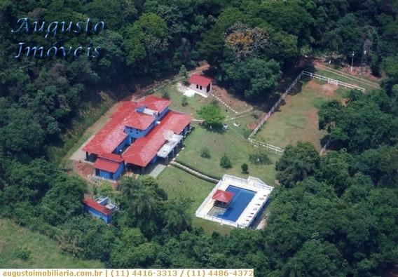 Sitio Com 5 Suítes Em Atibaia, 42.000 M². 1.000 Área.c