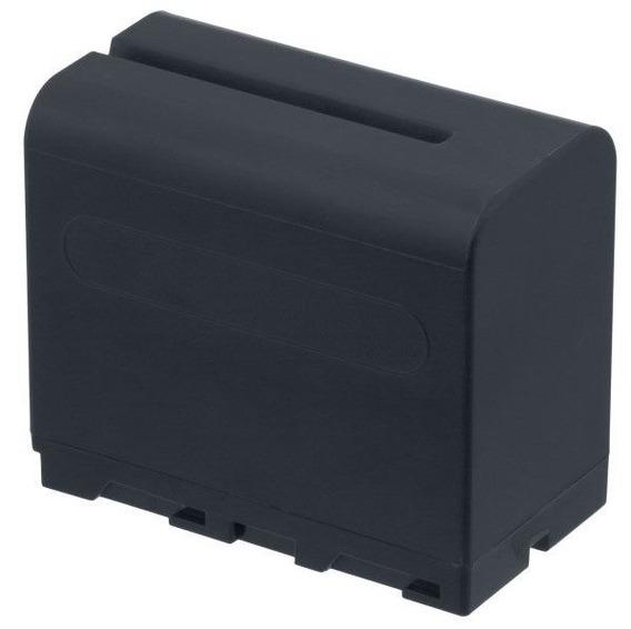 Bateria Compatível Sony Np-f970 Para Iluminador De Led