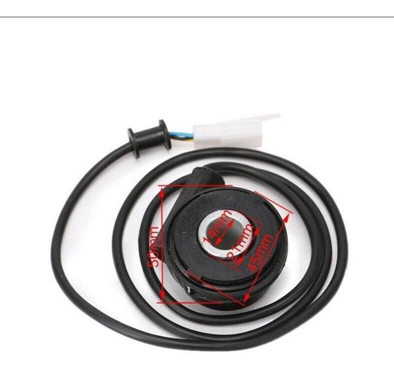 Sensor Caracol Para Painel Digital Universal De Moto