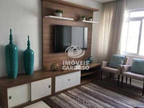 Imagem 1 de 14 de Apartamento Com 2 Dormitórios À Venda, 100 M² Por R$ 930.000,00 - Pinheiros - São Paulo/sp - Ap3861