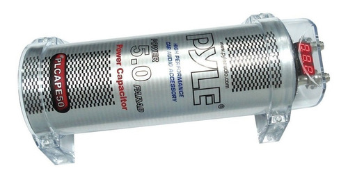 Pyle Capacitor Plcape50 Capasitor Digital 5 Faradios