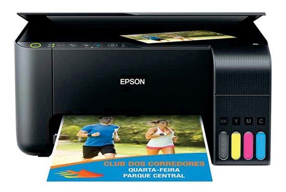 Impressora Multifuncional Ecotank L3150 Colorida Wi-fi Epson