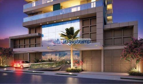 Apartamento À Venda, 142 M² Por R$ 689.000,00 - Centro - Londrina/pr - Ap0303