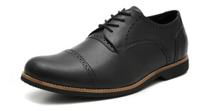 Sapato Social Masculino Oxford Shoes Grand - Veneza 6815