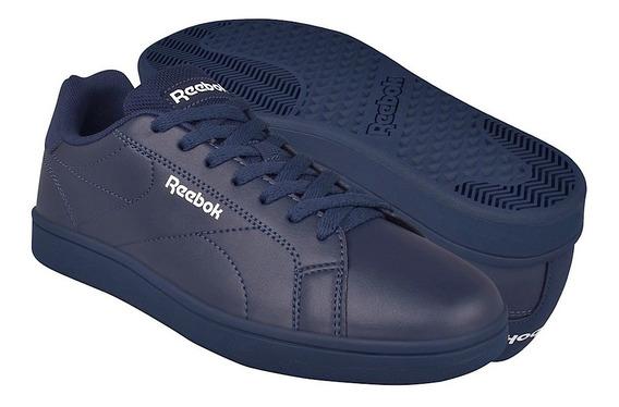 Tenis Casuales Para Caballero Reebok Fv7795 Azul