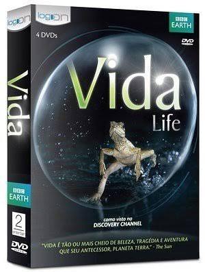 Dvd Box Vida Life Bbc ( Planeta Terra ) Original Completo
