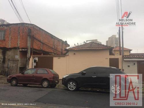 Imagem 1 de 1 de Terreno À Venda, 500 M² Por R$ 1.000.000,00 - Presidente Altino - Osasco/sp - Te0003