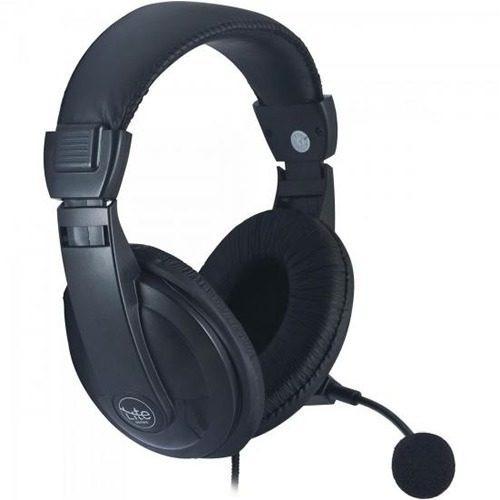 Fone De Ouvido Headset Confort Hs102 Liteseries Frete Grátis
