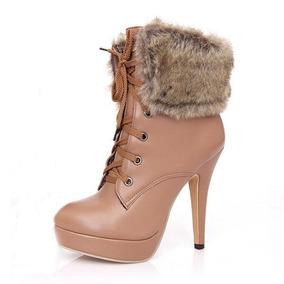 8c98f5d049 Roupas Femininas Marisa Botas - Sapatos com o Melhores Preços no ...