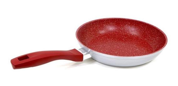 Panela Frigideira Sauté Flavor Antiaderente Vermelha 20cm