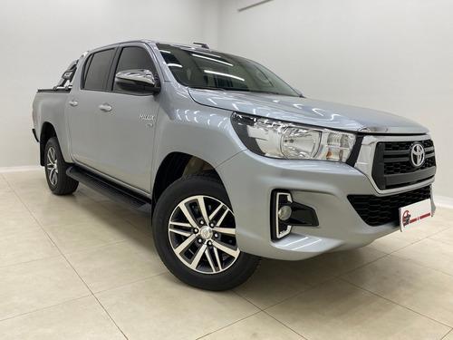 Imagem 1 de 15 de Toyota Hilux 2.7 Cd Srv 16v Flex 4p Automático 2019/2019