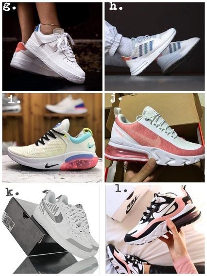 Zapatillas Nike 2019 Dama Caballe