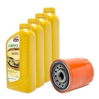 Kit Troca Oleo 5w30 Sintetico Filtro 1.5 16v City Civic Fit