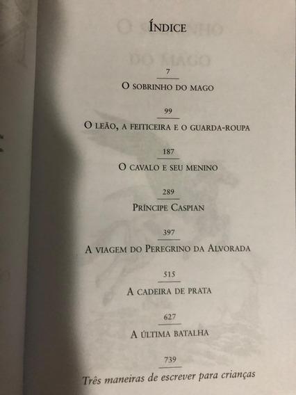 Volume Único - As Crônicas De Nárnia