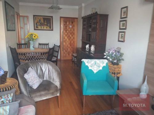 Imagem 1 de 30 de Apartamento Com 3 Dormitórios À Venda, 70 M² Por R$ 325.000,00 - Vila Rachid - Guarulhos/sp - Ap0029