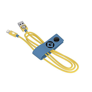 Tribe Lightning Cable For Universal Smartphones - Multicolo
