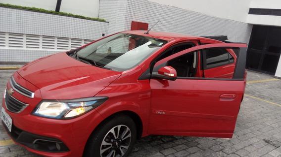 Chevrolet Onix 1.4 Ltz 5p Banco Couro My Link Ceta No Retro