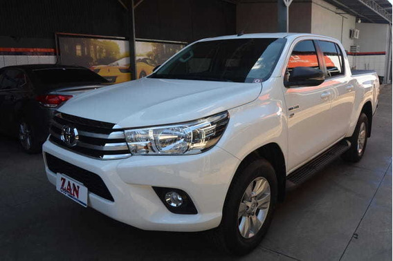 Toyota - Hilux 2.7 Cd Sr 4x2 Flex 2018