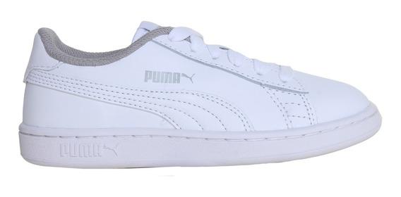 Zapatillas Puma Moda Smash V2 L Ps Bl/bl
