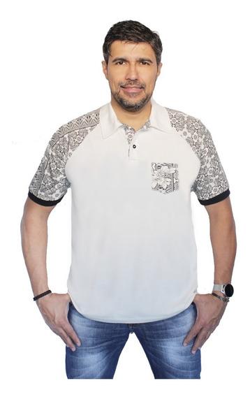Camisa Polo Plus Size Masculino Camiseta Fashion Moderna