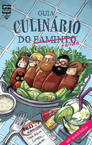 Imagem 1 de 4 de Guia Culinário Do Falido Humor Em Quadrinhos