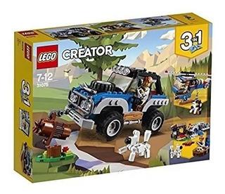 Lego Creator 3 En 1 - 31075 - Aventuras Lejanas