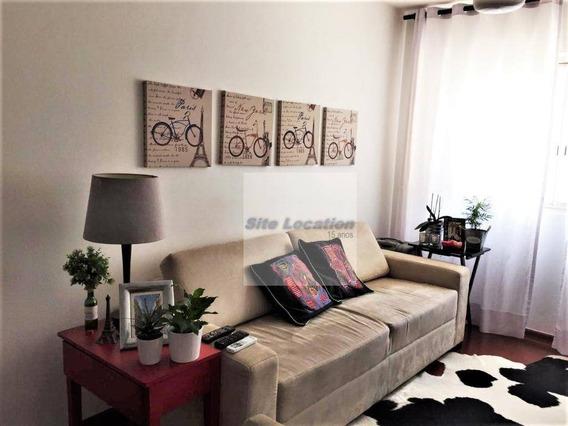 92940 Ótimo Apartamento Para Venda Na Vila Nova Conceição - Ap2098