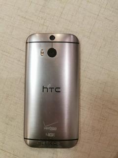 Htc One M8 Cinza 32gb - Usado Parece Novo