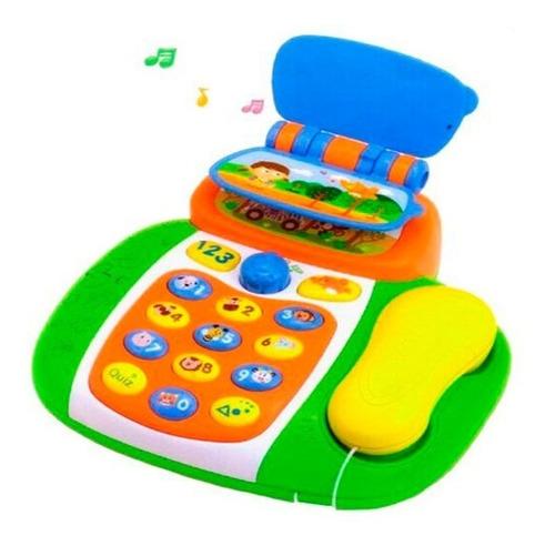 Mi Primer Estación De Juego Teléfono Musical 4202t