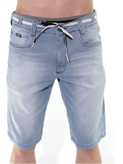 Bermuda Jeans Hocks Sant Masculina Original