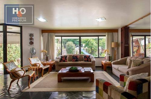 Imagem 1 de 26 de Sobrado Com 4 Dormitórios À Venda, 358 M² - Jardim Guedala - São Paulo/sp - So0076