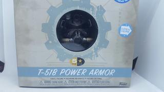 Fallout Funko T-51b Power Armor 5 Estrellas Nuevo Original