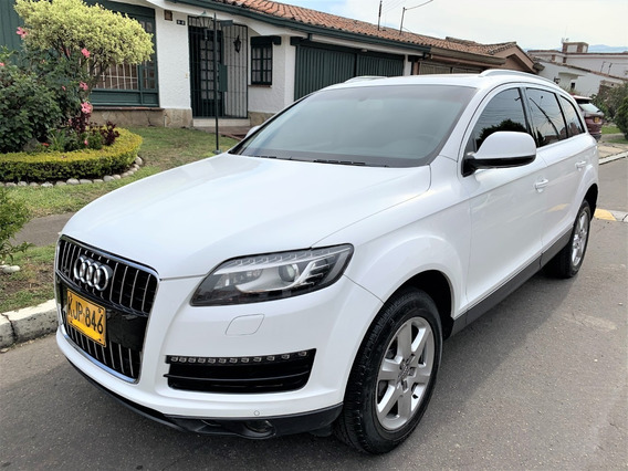 Audi Q 7 2012 Tfsi Gasolina Luxury