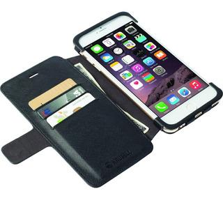 Funda Flip Wallet Multiposición iPhone 6s Plus, 6 Plus