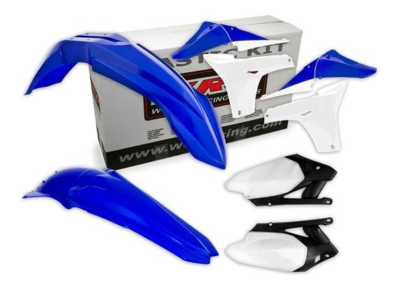 Kit Plástico Carenagem Roupa Yamaha Yzf 450 11-12 Wrp