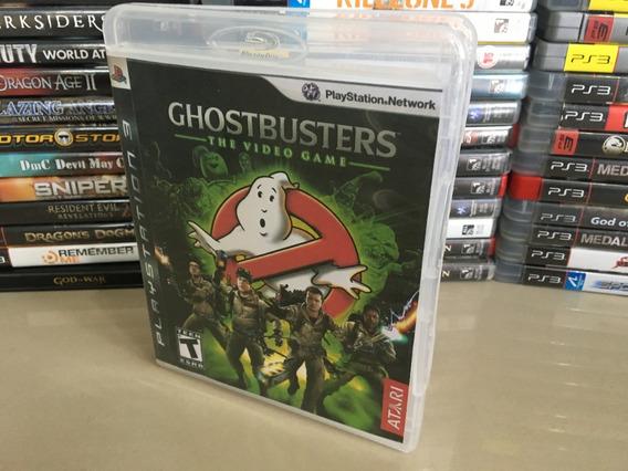 Ghostbusters Ps3 Original Semi Novo Dvd