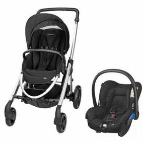 Carrinho Com Bebê Conforto Bebeconfort