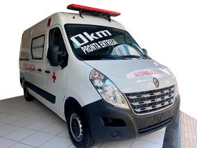 Ambulancia Uti L2h2 Simples Remoção 2019