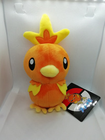 Peluche Torchit Pokemon Center