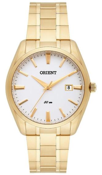 Relógio Orient Feminino Dourado Fgss1136 B1kx