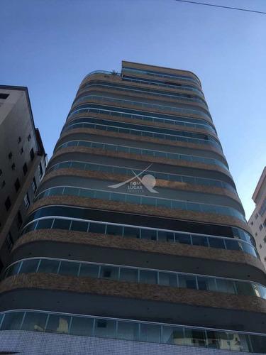 Imagem 1 de 22 de Apartamento Com 2 Dorms, Tupi, Praia Grande - R$ 450 Mil, Cod: 5698 - V5698