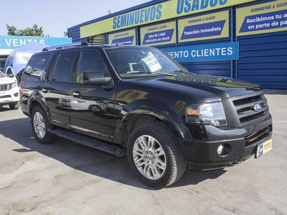 Ford Expedition Expedition Ltd 4wd 5.4 Aut 2014